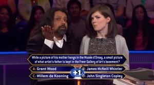 Prince/Britt on Millionaire3